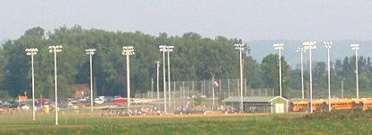 Iowa West Foundation Youth Sports Complex
